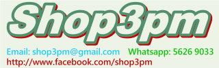Shop3pm 香港網上商店